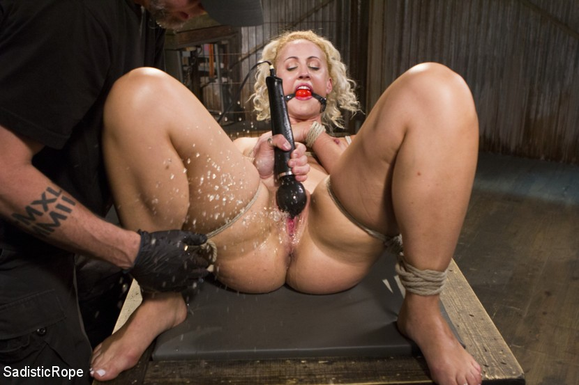 Dylan Ryan in One To Remember-Squirting From The Pain – SadisticRope